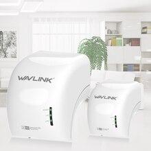 Wavlink 500 Mbps Güç hattı ethernet adaptörü genişletici Yüksek hızlı Mini plc homeplug ağ Powerlines PLC Adaptör kiti AV500 AB/ABD