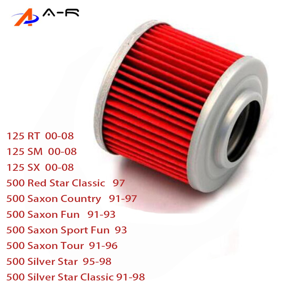Motorcycle Engine Parts Oil Filter for BMW F650 Funduro F650CS F650GS Dakar F650ST Strada G650 Xchallenge Xcountry Xmoto G650GS(China)