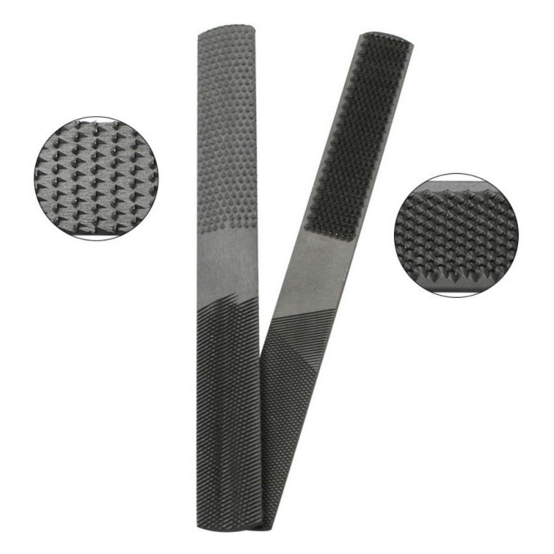 Dateien 140mm Hand Werkzeuge 6 Stücke Mini Metall Einreichung Raspel Nadel Datei Holz Werkzeuge Hand Holzbearbeitung Dateien Werkzeug
