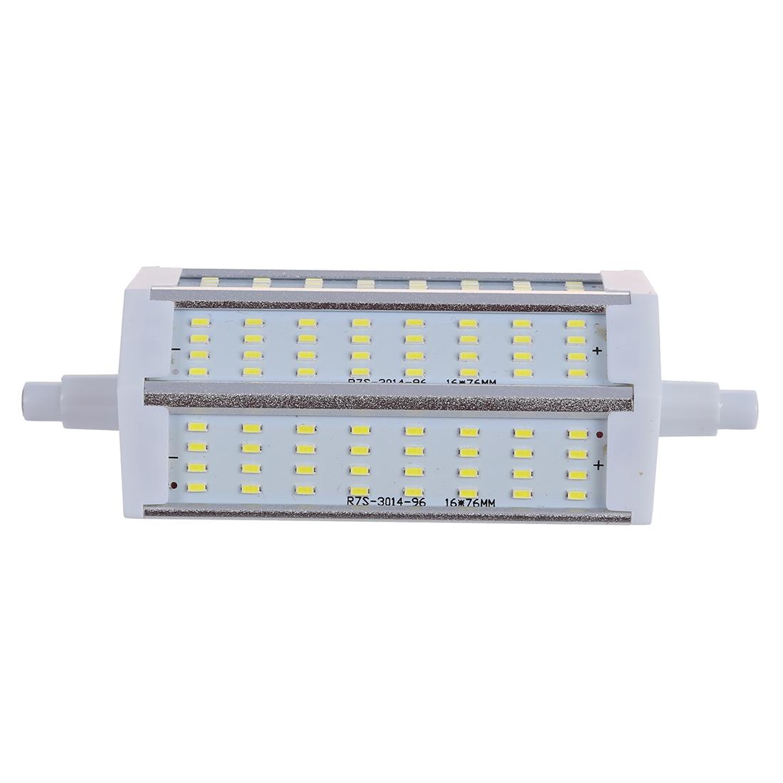 CSS R7s 118mm 96 3014 SMD LED lamp 11W White Light Bulb Lamp AC 90-265V floodlight