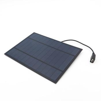 6V 6W Solar Panel Charger DIY  3