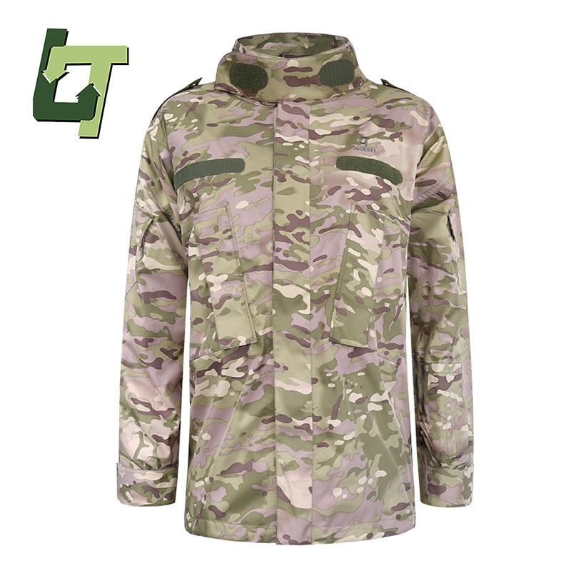 Army Camouflage Jacket  Men&Women Winter Outdoor Sport Camouflage Coat Camping Hiking Trekking Windbreaker Climbing Jacket цена и фото