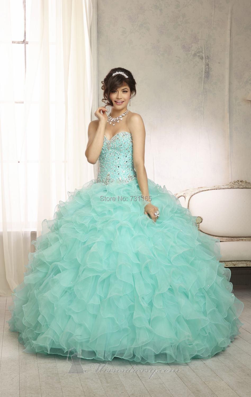 Aliexpress.com : Buy Vestidos de Debutante Free Shipping Vestido de ...