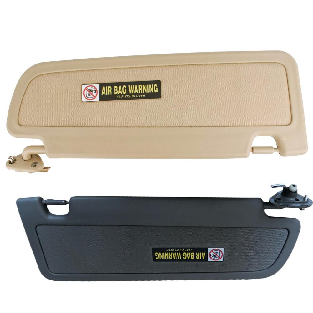 For <font><b>Honda</b></font> For <font><b>Civic</b></font> For Coupe Sedan 2006 <font><b>2007</b></font> 2008 Car Side Sunshade Sunscreen Visor Without Light image