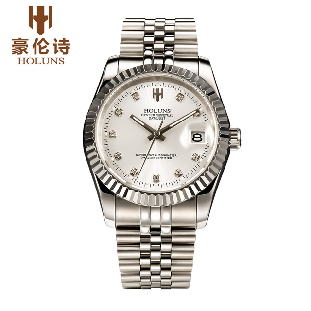283a0fed0b35 HOLUNS R003 Watch Geneva Brand oyster perpetual datejust series men s  luxury automatic mechanical 126331 relogio masculino
