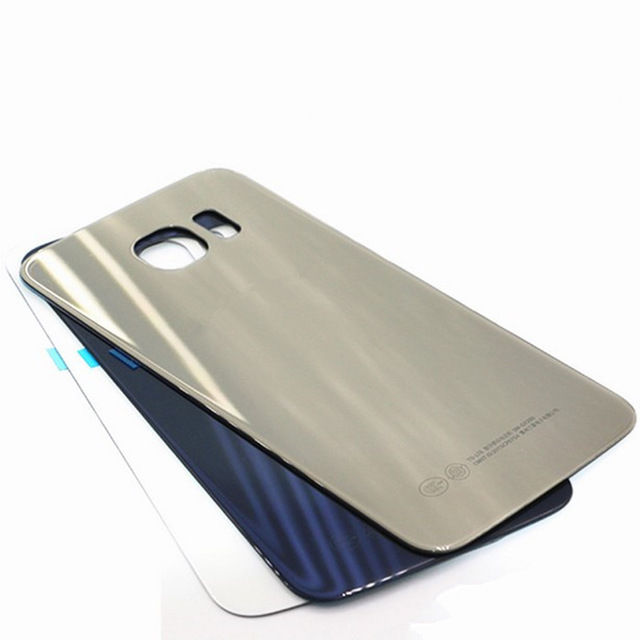 Vannego Battery Cover Back Glass Door For Samsung Galaxy S6 edge plus G928 Housing Back  ...
