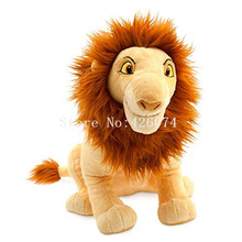 New The Lion King Adult Simba Stuffed Animals 32CM Kids Plush Toys For Children Gifts