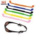 Tent DeDing caliente de silicona gafas correas gafas gafas de sol deportes cable de banda del sostenedor del nuevo gafas de lectura acolladores paquete de 6 DD1272-1