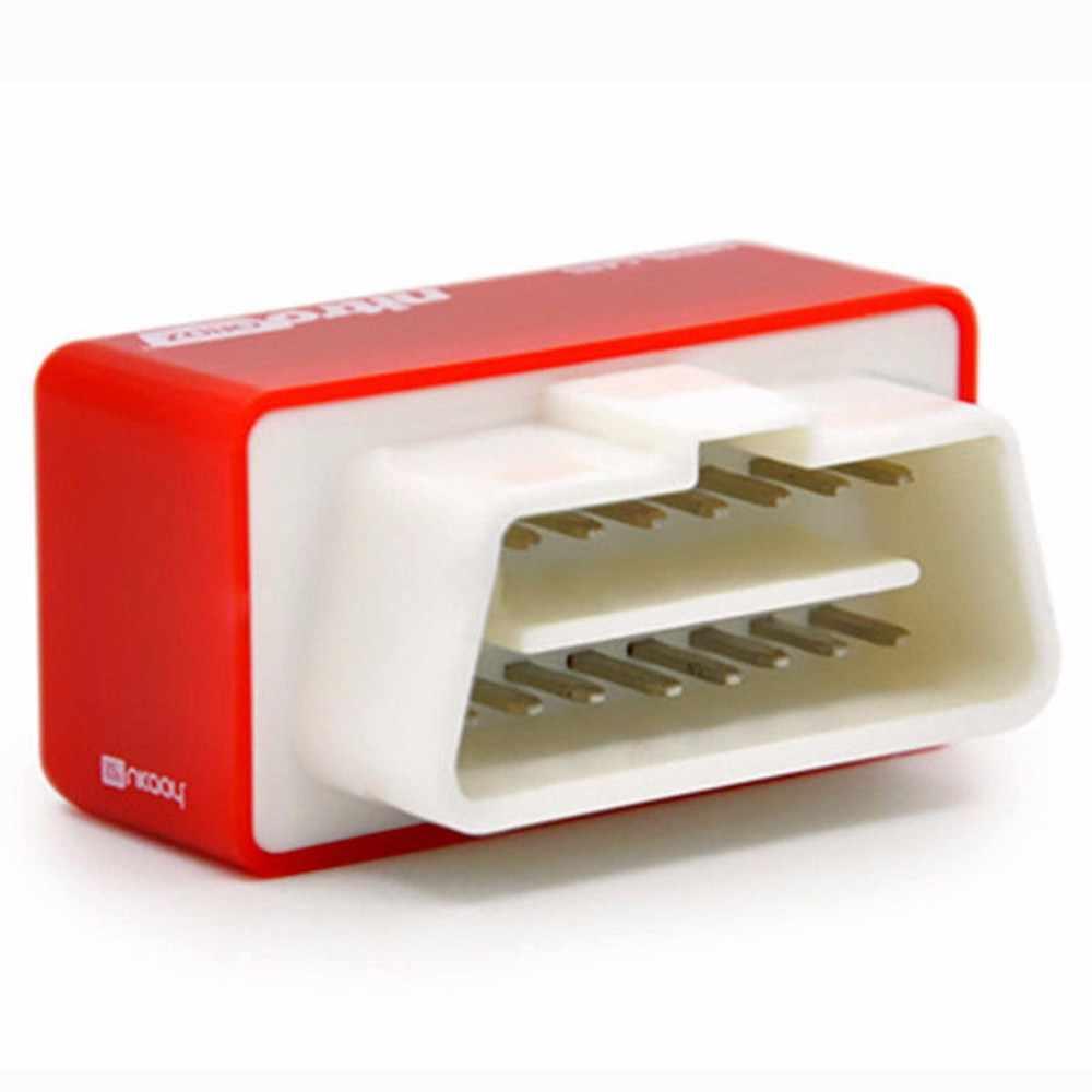 Nóng Nitro OBD2 Eco Nhiên Liệu EcoOBD2 ECU Điều Chỉnh Chip Hộp Cắm NitroOBD2 Eco OBD2 Cho DIESEL Ô Tô 15% Nhiên Liệu Tiết Kiệm nhiều Quyền Lực Hơn