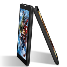 "Yuntab 7 ""E706 GPS Tableta de Doble SIM Tarjeta Mini 1.3 GHz Quad núcleo Cortex A7 1024*600 IPS de Doble Cámara de 1 GB + 8 GB Del Teléfono Tableta de la Llamada PC"