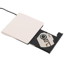 in stock ! High Quality External Drive USB 3.0 3D Burner Writer Player for PC NEW Drop Shipping
