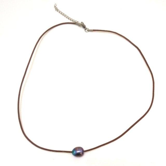 Bracelet Cheville Perle Tahiti