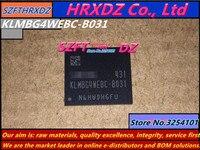 SZFTHRXDZ 100% original novo 1PCS 2PCS 5PCS KLMBG4WEBC-B031 BGA KLMBG4WEBC B031
