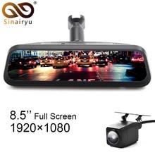 Discount! NT96663 Original Bracket 8.5″ Full Screen Car Mirror DVR Monitor With CCD Camera For Hyundai I20 I30 IX25 IX35 Kia Ceed Rio