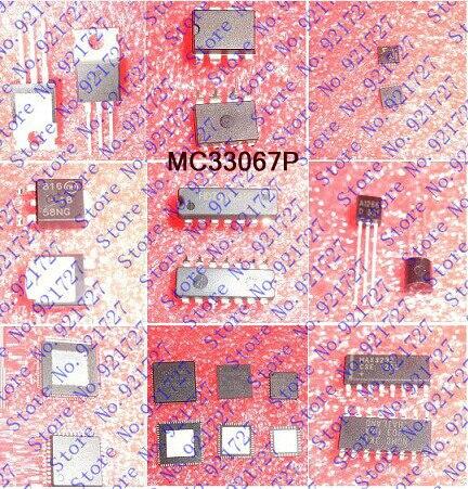 Электронные компоненты и материалы Mc33067p Mc33067