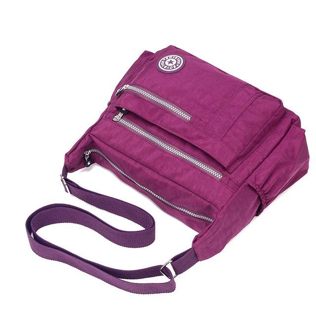 Nylon Handbag Travel Casual Original Bag Shoulder Female High Quality Large Capacity Crossbody Bag
