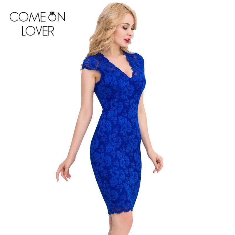 VE1060 Comeonlover V- պարանոցի XL / 2XL - Կանացի հագուստ - Լուսանկար 2