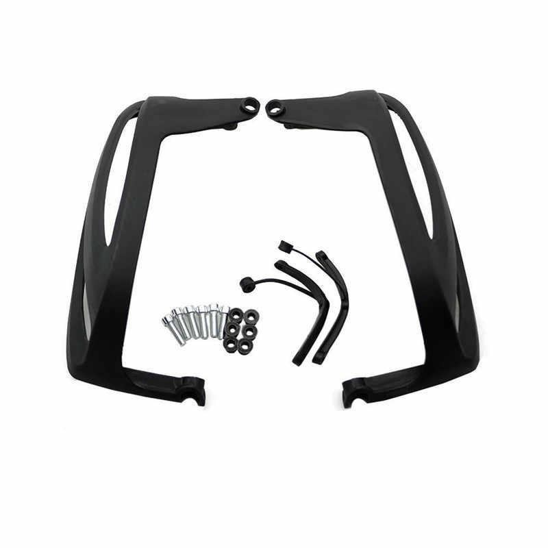 Mesin Sepeda Motor Cover Frame Protector Crash Guard R 200 GS RT Jatuh Perlindungan Hitam untuk BMW R1200GS R1200RT R1200S R1200R