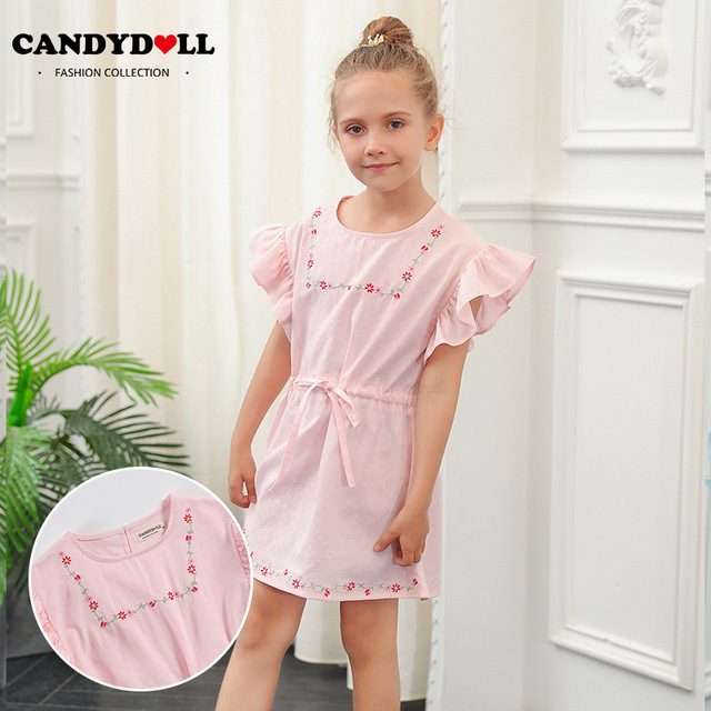 42b764354 CANDYDOLL New girls summer dress