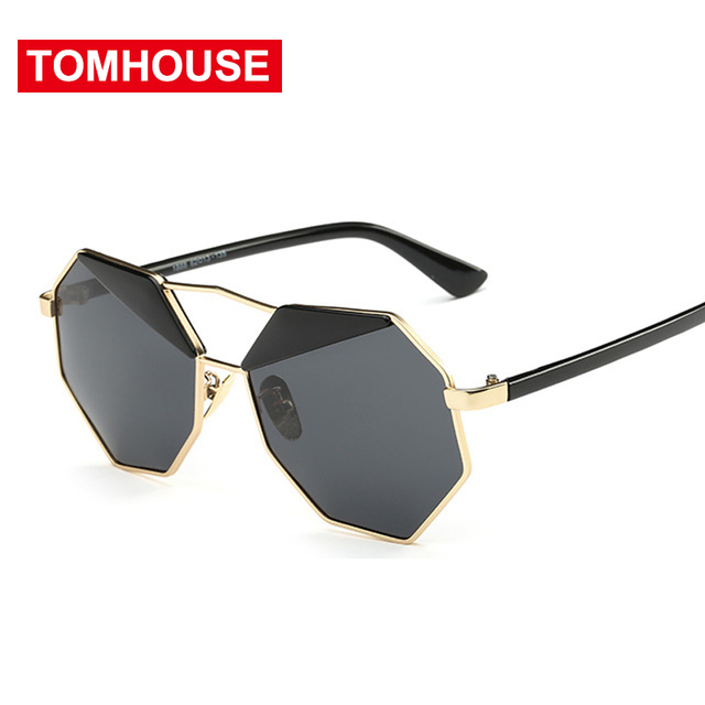 f63f9b0de7 Vintage Polarized Sunglasses Women Silver Mirror Lens UV400 Shades Sun  Glasses For Women Polaroid Brand Oculos UV400