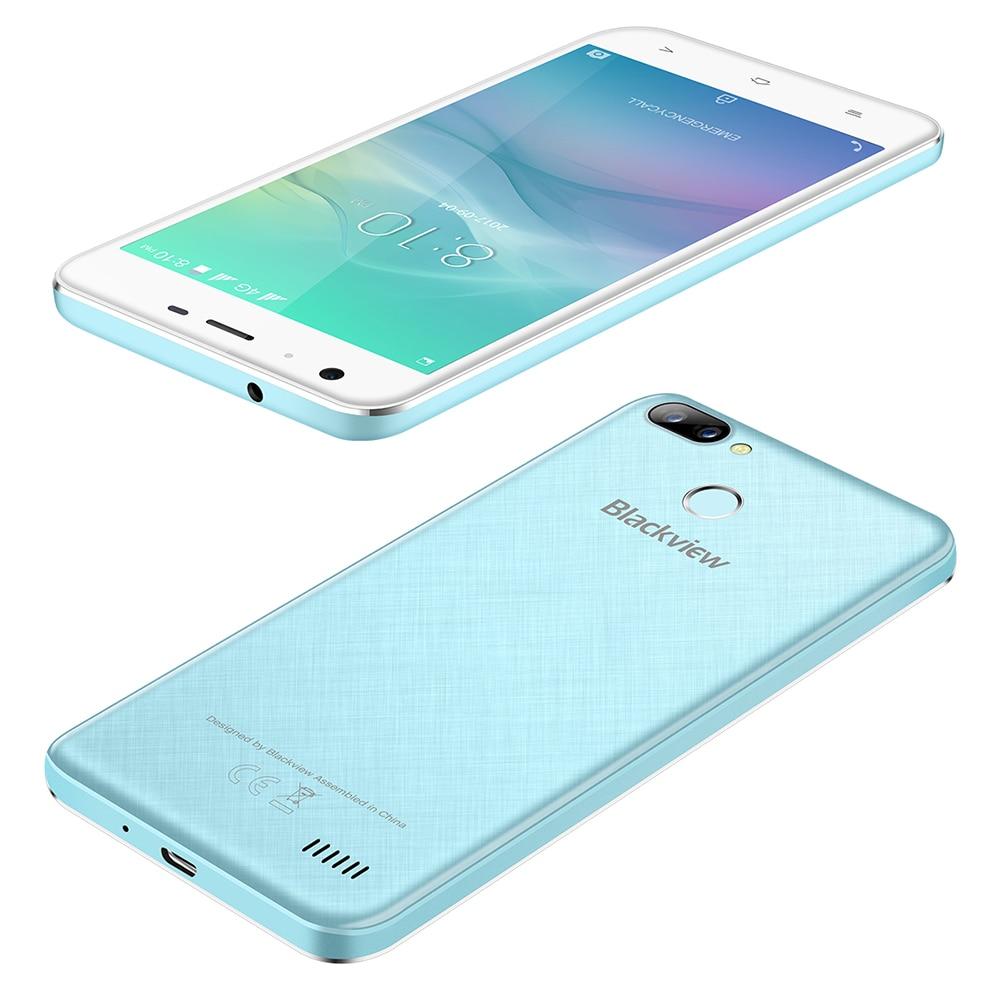 Blackview A7 Pro Mobile phone Android 7.0 Quad core 5.0