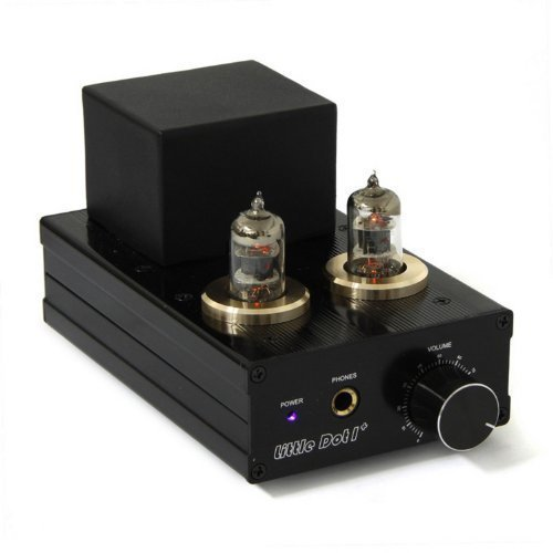 Little Dot LD1+6J1 <font><b>Pre</b></font>-Tube Back Stone Mixed Headphone <font><b>Amplifier</b></font> Professional Vacuum Power AMP image
