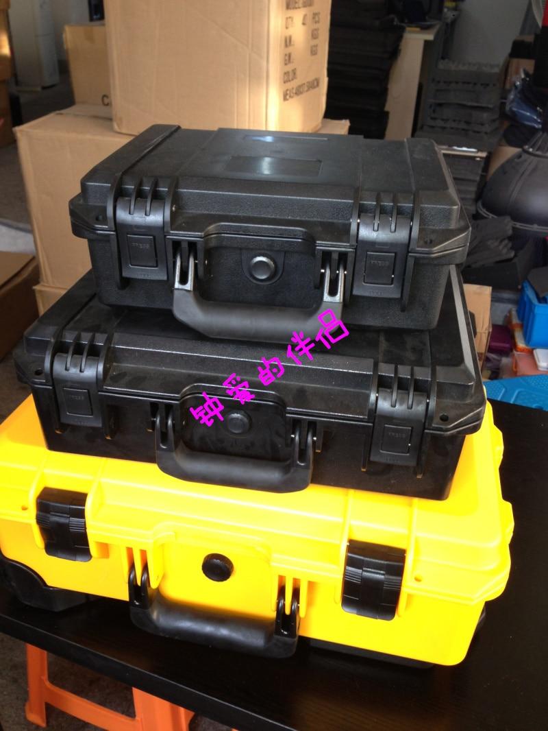 Gereedschapskoffer trolleykoffer Slagvast verzegelde gereedschapskist - Gereedschap opslag - Foto 6