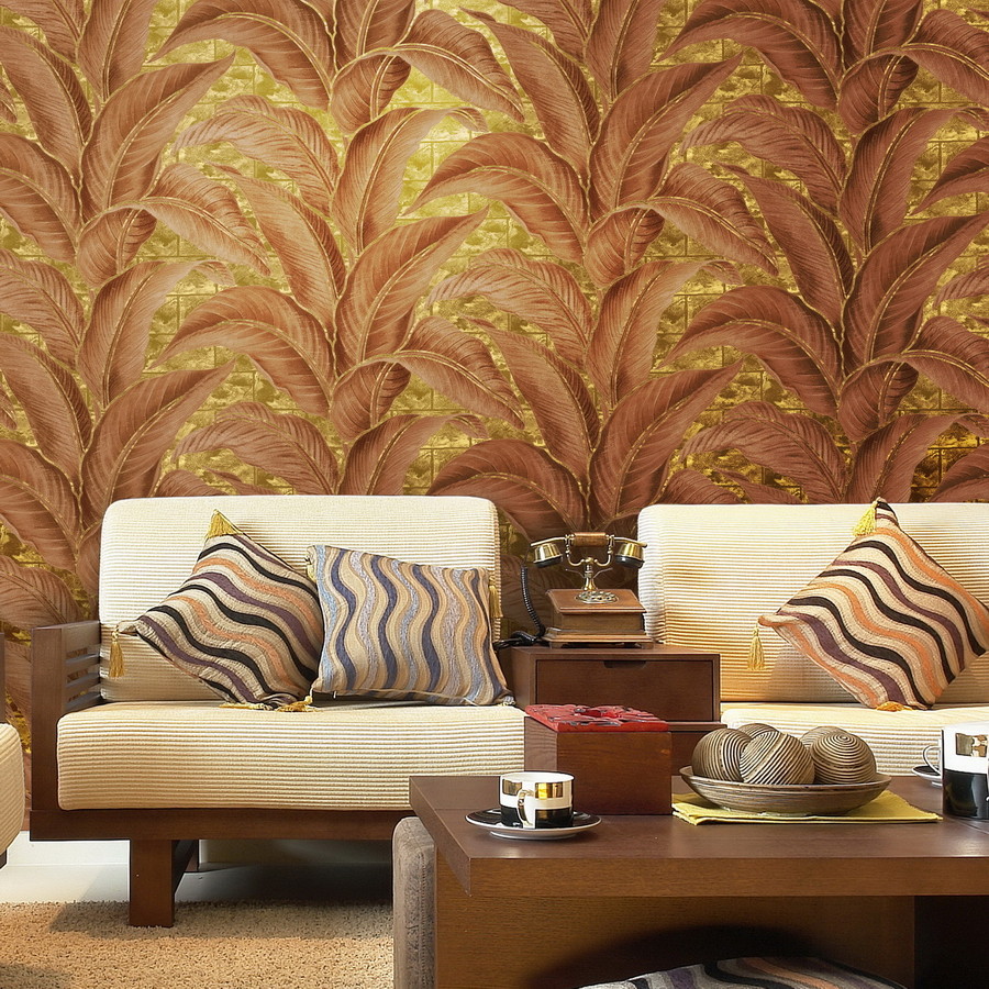 Top Quality Flocking Trees 3d Photo Wallpaper Roll for Walls 3d Wall Paper Background 3d Room Wallcovering 3d papel parede coloring of trees