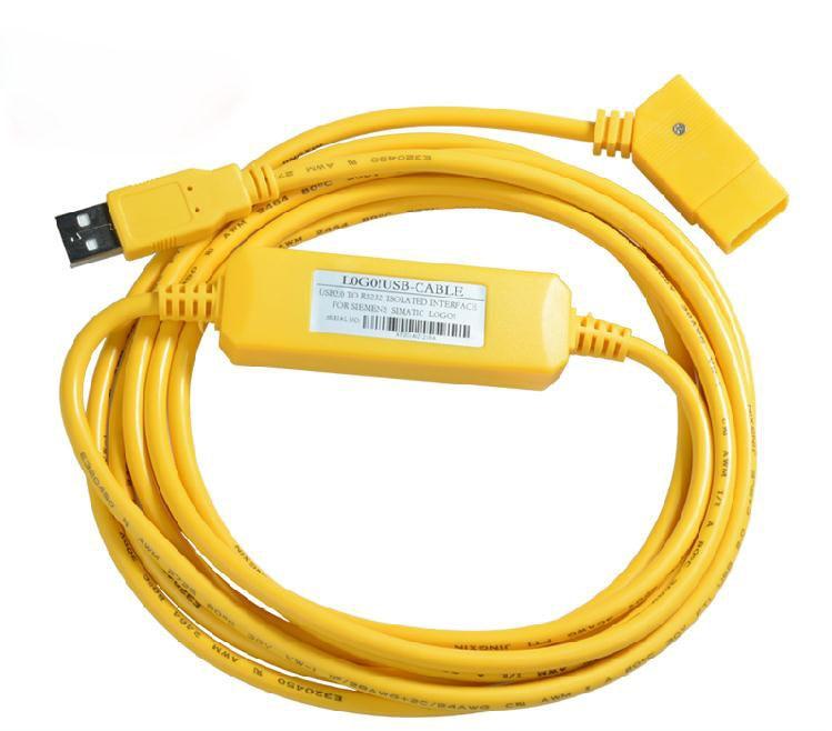6ED1057-1AA01-0BA0 6ED1 057-1AA01-0BA0 USB-LOGO Programming Cable New new original dm16 24 digital module model 6ed1055 1cb10 0ba0 6ed1 055 1cb10 0ba0