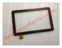 10.1 pulgadas de pantalla táctil WJ608-V1.0, táctil para Supra M121, Supra WJ608 M121G 3G touch panel táctil digitalizador panel envío gratis