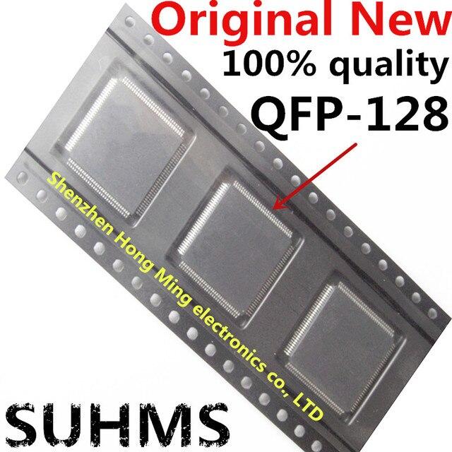 (10 pièces) 100% nouveau jeu de puces QFP 128 IT8585E FXA FXS