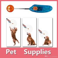 Hot Sales Pet Supplies Dog Cat Puppy Click Clicker With Ball Training Obedience Trainer Aid Tools