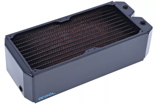 100 ORIGINAL PACKAGE Alphacool NexXxoS Monsta 80mm thickness 140 2mm 280mm radiator 14cm fan heat sinks
