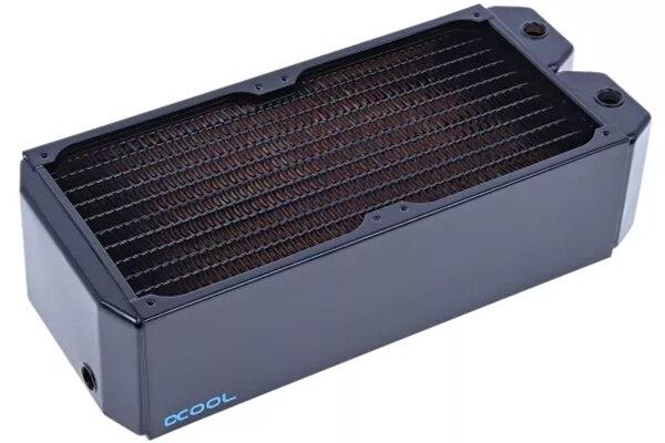 100% ORIGINAL PACKAGE Alphacool NexXxoS Monsta / 86mm thickness 140*2mm/280mm radiator 14cm fan heat sinks monsta x chiba