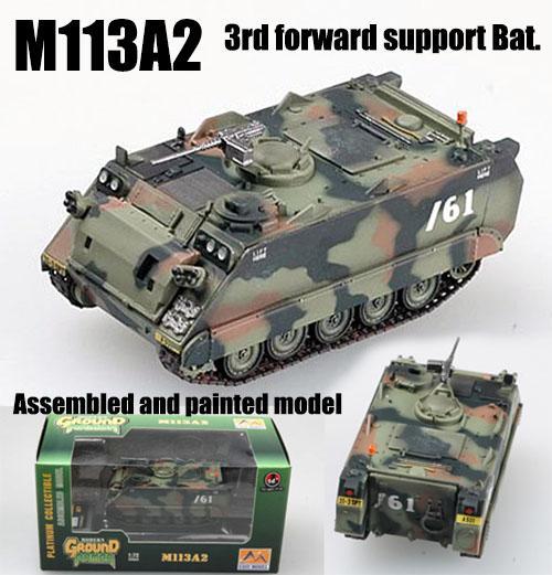 VIETNAM 1968 Char US EASY MODEL 1//72 n° 035002 DA NANG M113A1//ACAV- USMC