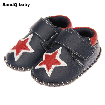 Baby Toddler Shoes Genuine Leather Newborn Boys Girls First Walkers Moccasins 0-18 Months