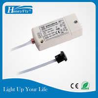 HoneyFly patentado IR interruptor Sensor de 250W 100-240V (Max.70W para LEDs) Auto en Sensor de infrarrojos interruptor Sensor de movimiento/a 5-10CM