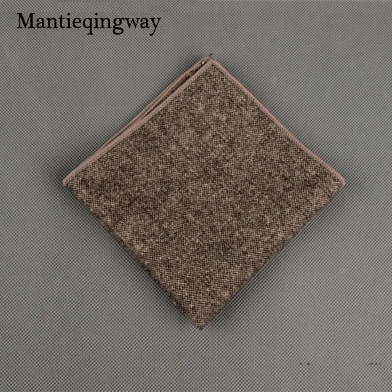 23*23cm Solid Color Men's Weddding  Handkerchief Pocket Square Chest Towel Hanky Formal Business Suit For Mens