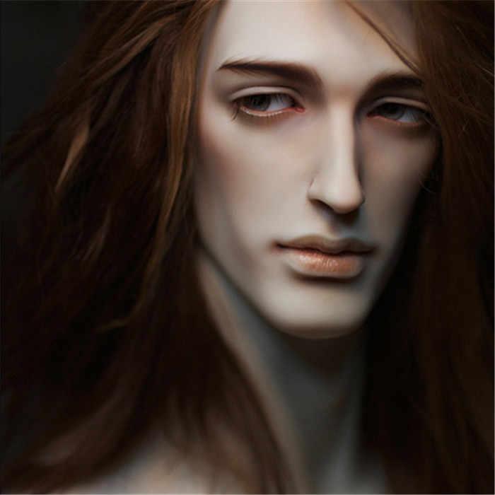 Bjd кукла 1/4 Давид кунчи модная Ограниченная серия шарнирная кукла отправить пару глаз