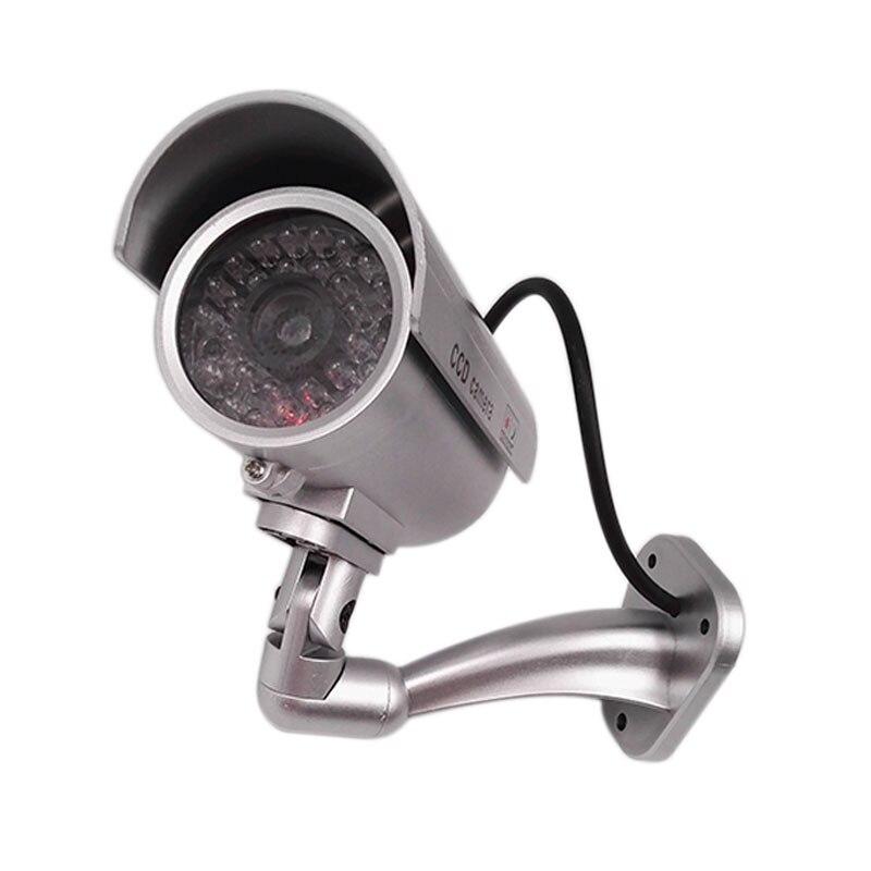 High Simulation Camera Monitor False Monitoring Home Office Outdoor Security camara CCTV Video Surveillance Accessories aparat