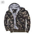 2016 New Arrival Winter Men Hoodies Tracksuits Hooded Men Male Warm Thick Sweatshirt Camouflage Hoodies Plus Thick Velvet Jacket