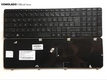 GR Germany Keyboard for HP Compaq Presario CQ72 G72 Series black Laptop Keyboard GR Layout laptop keyboard for hp mini 110 4100 balck la series language sg 47320 74a aenm3l00110