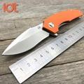 Складной нож LDT A2  лезвие 9Cr18Mov G10  ручка с подшипником  военный тактический Походный нож для выживания  карманный охотничий инструмент для по...