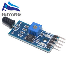 IR Infrared 3 Wire Flame Detection Sensor Module IR Flame Sensor Module Detector Smartsense For Arduino(China)