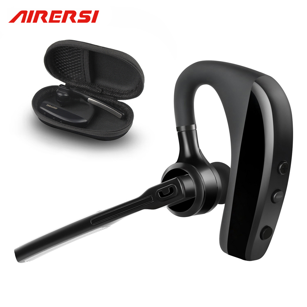 Bluetooth Headset K10 Wireless Earpiece Headphones With: Aliexpress.com : Buy ARERSI K10 Bluetooth Headset Wireless