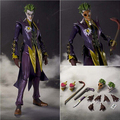 Hot ! NEW 16cm Suicide Squad Joker batman Justice league movable action figure toys Christmas doll toy