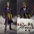 Hot! NOVO 16 cm Esquadrão Suicida Joker batman liga da Justiça figura de ação móvel brinquedos boneca de brinquedo de Natal