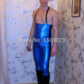 Free shipping !!! Men high waist latex pant rubber trousers 0.4mm