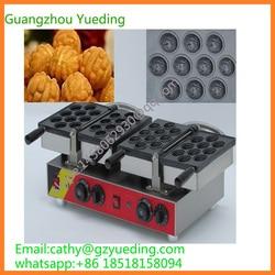 Handlowych orzech maszyna do wafli w kształcie orzecha piekarz ciasto korei południowej orzech ciasto wafel maszyny|Waflownice|AGD -