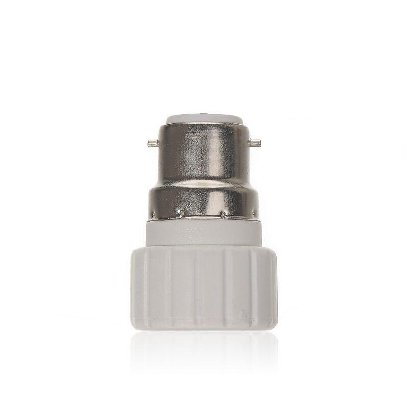 B22 к GU10 адаптер конвертер держатель лампы адаптер GU10~ B22 валют Новые 10 шт./лот